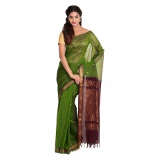 Platinum Traditional Handloom Cotton SareePSR12123