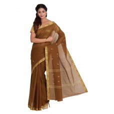 Platinum Traditional Handloom Cotton SareePSR12226