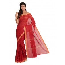 Platinum Traditional Handloom Cotton SareePSR12230