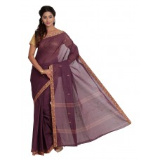 Platinum Traditional Handloom Cotton SareePSR12231