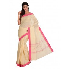 Platinum Traditional Handloom Cotton SareePSR12748