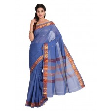 Platinum Traditional Handloom Cotton SareePSR12787