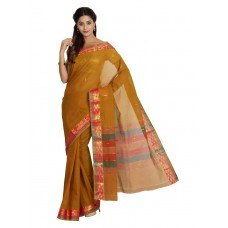 Platinum Traditional Handloom Cotton SareePSR12831