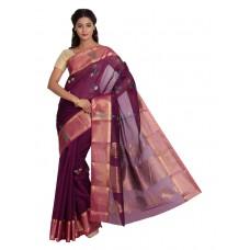 Platinum Traditional Zari Work Kora Silk SareePSR12852
