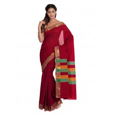 Platinum Traditional Handloom Cotton SareePSR13286