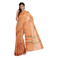 Platinum Traditional Handloom Cotton SareePSR13288
