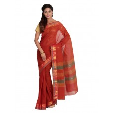 Platinum Traditional Handloom Cotton SareePSR13289