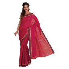 Platinum Traditional Handloom Cotton SareePSR13291