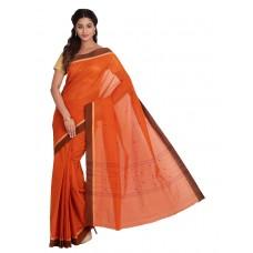 Platinum Traditional Handloom Cotton SareePSR13295