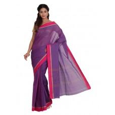 Platinum Traditional Handloom Cotton SareePSR13296