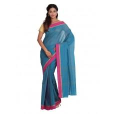 Platinum Traditional Handloom Cotton SareePSR13297