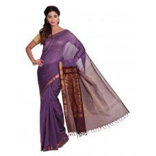 Platinum Traditional Handloom Cotton SareePSR13325
