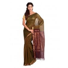 Platinum Traditional Handloom Cotton SareePSR13328