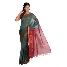 Platinum Traditional Handloom Cotton SareePSR13329