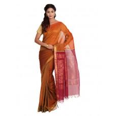 Platinum Traditional Handloom Cotton SareePSR13330