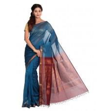 Platinum Traditional Handloom Cotton SareePSR13332