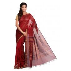 Platinum Traditional Handloom Cotton SareePSR13336