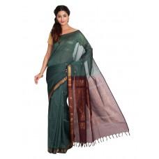 Platinum Traditional Handloom Cotton SareePSR13337