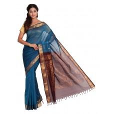 Platinum Traditional Handloom Cotton SareePSR13338