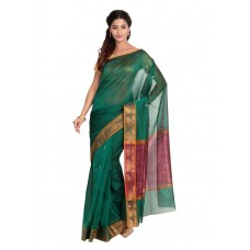 Platinum Traditional Handloom Cotton SareePSR13348