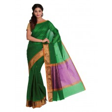 Platinum Traditional Handloom Cotton SareePSR13349