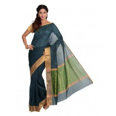 Platinum Traditional Handloom Cotton SareePSR13352