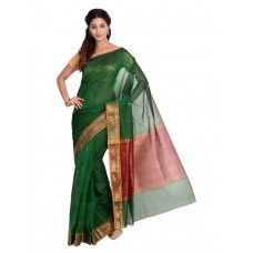 Platinum Traditional Handloom Cotton SareePSR13358