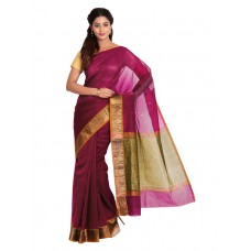 Platinum Traditional Handloom Cotton SareePSR13360