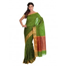 Platinum Traditional Handloom Cotton SareePSR13361