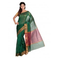 Platinum Traditional Handloom Cotton SareePSR13370