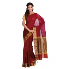 Platinum Traditional Handloom Cotton SareePSR13371