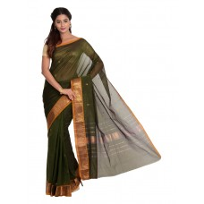 Platinum Traditional Handloom Cotton SareePSR13378