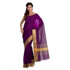 Platinum Traditional Handloom Cotton SareePSR13384