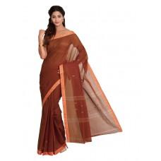 Platinum Traditional Handloom Cotton SareePSR13535