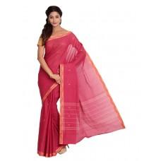 Platinum Traditional Handloom Cotton SareePSR13537