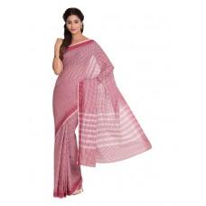 Platinum Traditional Handloom Cotton SareePSR14083