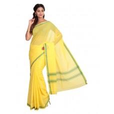 Platinum Traditional Handloom Cotton SareePSR14149
