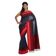Platinum Traditional Handloom Cotton SareePSR8650