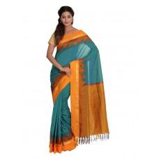 Platinum Traditional Handloom Cotton SareePSRT1200