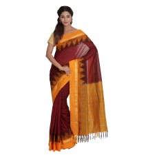 Platinum Traditional Handloom Cotton SareePSRT1212