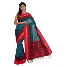 Platinum Traditional Handloom Cotton SareePSRT1288